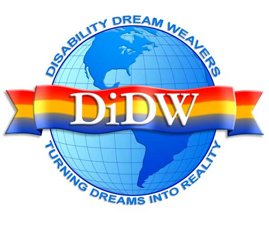 Disability Dream Weavers Logo